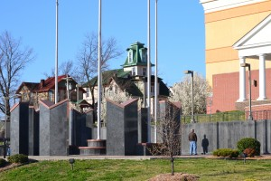 Veterans Memorial Wall 2